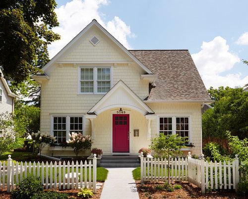 Transitional Cottage Home Design PhotosDecor Ideas