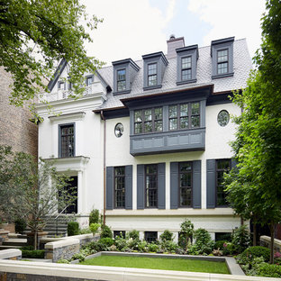 75 Traditional Exterior Home Design Ideas & Remodeling Pictures That ...