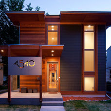 Modern Exterior by SALA Architects