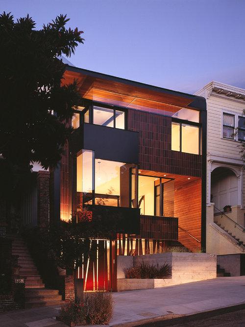 Urban Infill House