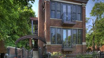 Urban Oasis | Chicago Residence