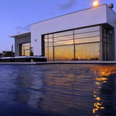 Contemporary Exterior utopia projects