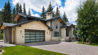 Vail Custom Home by Martin Manley Architects