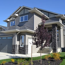 Traditional Exterior by McGonigal Signature Homes