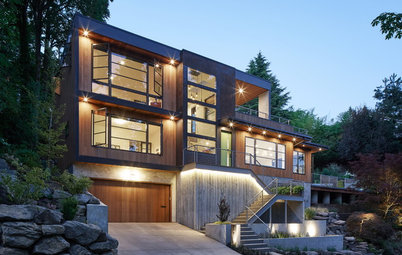 Houzz Tour: Couple Create Their Contemporary Dream Home