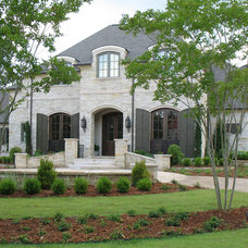 Traditional Exterior by Providence Design