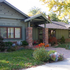 Traditional Exterior by Hyland Fisher - Architect