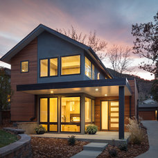 Modern Exterior by HMH Architecture + Interiors