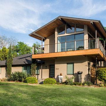 Van Dyke MidCentury Modern Addition and Renovation