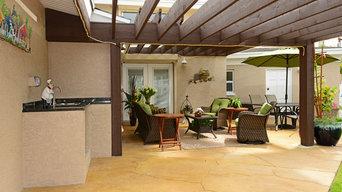 Van Selow Design Build-NARI Coty 2013 Award Residential Exterior Specialty