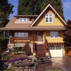 Traditional Exterior by Kallweit Graham Architecture