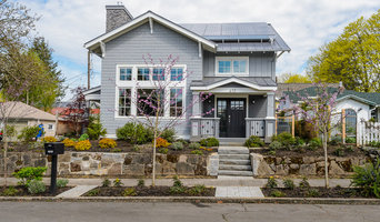 Vancouver LEED Platinum Craftsman: Custom Home