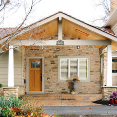 Traditional Exterior by Artistic Renovations of Ohio LLC