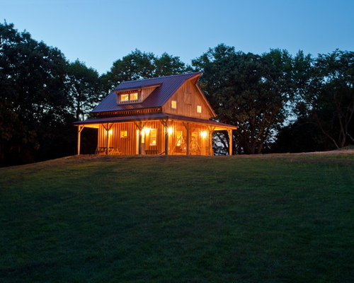 Small Barn Homes Houzz