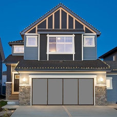 Traditional Exterior by Sabal Homes