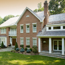 Traditional Exterior by Designing Solutions