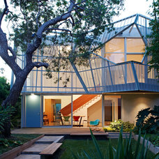 Contemporary Exterior by Kevin Daly Architects