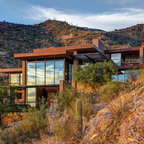 Ventana Mountain Estates Home 502 Modern Exterior