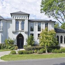 Traditional Exterior by Veranda Fine Homes
