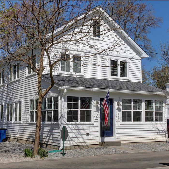 Vermilion New Cottage Build