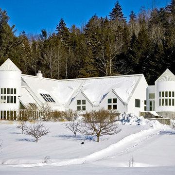 Vermont Estate House