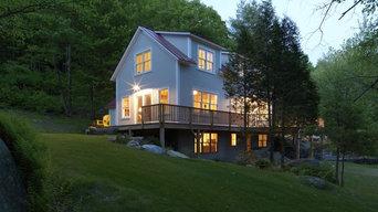Vermont Farmhouse