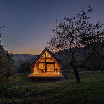 Vermont goes Hobbit Modern