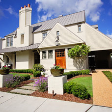 Transitional Exterior by T-Olive Properties