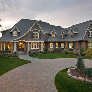 Victorian Exterior Home Design Ideas & Remodeling Pictures | Houzz on