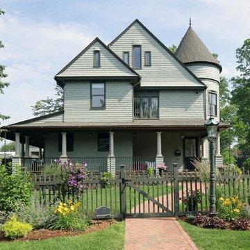 Victorian Addition & Renovation