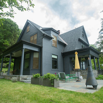 Victorian - Addition and Renovation