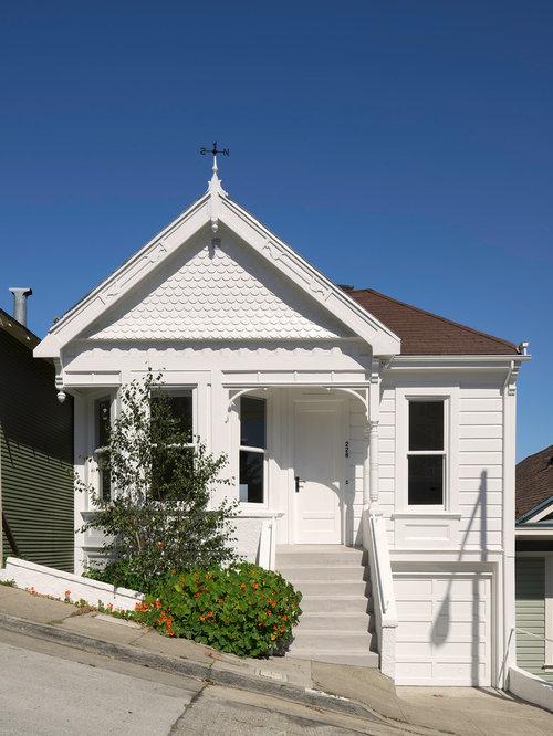 Victorian bernal heights san francisco - Limpressionnante residence bernal heights san francisco ...