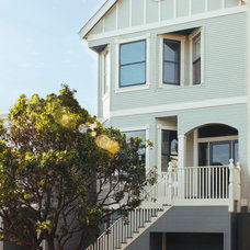 Traditional Exterior by Craig O'Connell Architecture