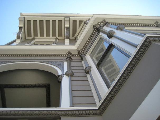 Traditional Exterior by Farallon Construction Inc.