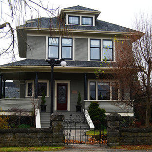 Victorian Heritage House - Exterior Colour