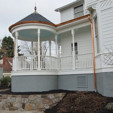 Traditional Exterior by Anne Niedergang, Architect