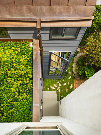 Contemporary Exterior by Rasmussen / Su Architects