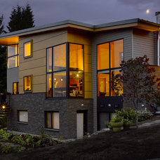 Modern Exterior by Mohler + Ghillino Architects