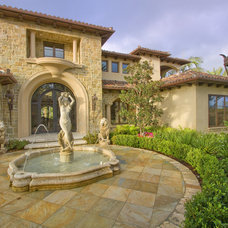Mediterranean Exterior by Arc Design Group