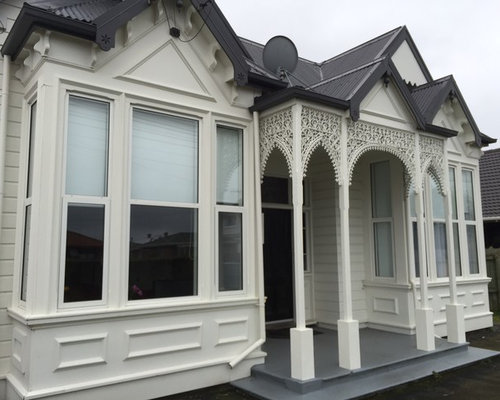 Victorian exterior home idea in dunedin