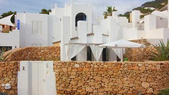 Villa in Ibiza (Cala Vadella)