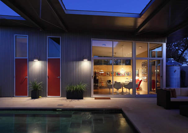 Contemporary Exterior by Webber + Studio, Architects