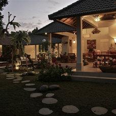 Tropical Exterior Villa Suku