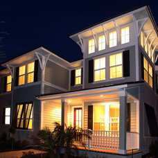 Traditional Exterior by Dostie Homes