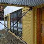 Arroyo Grande Modern Farmhouse - Farmhouse - Exterior - San Luis Obispo - by Gast Architects