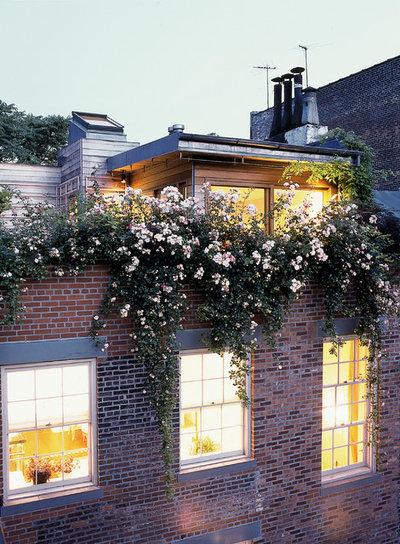 C mo transformar la cubierta de casa en una azotea - Tragaluces para tejados ...