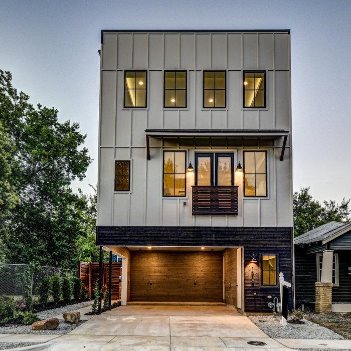 Dallas, Texas - Urban Farmhouse Design Virtual Tour