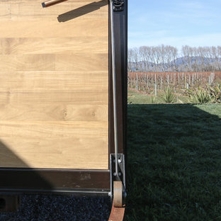 Vineyard Container Dining Pavilion