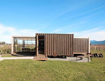 Vineyard Container Pavilion