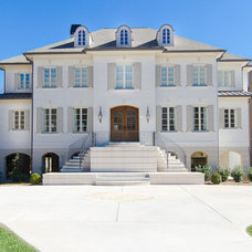 Traditional Exterior by Abbey Construction Company, Inc.